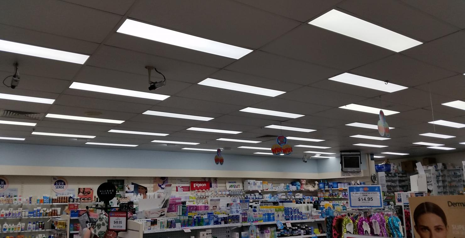 LED light replacement completed by AAE Industries