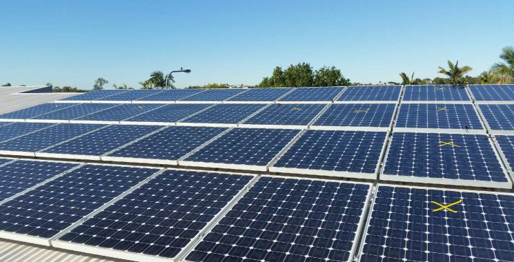 AAE Industries performs solar panel repairs and installation