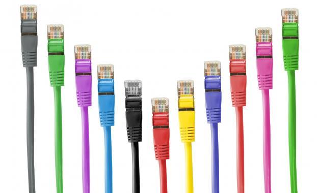 Various data cabling
